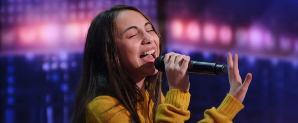 Watch Ashley Marina's America's Got Talent Audition | Video