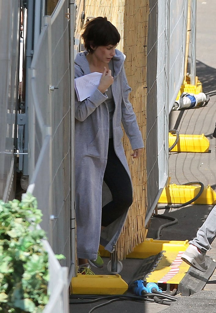 Sandra Bullock Feels the Gravity of Her Hairy Situation