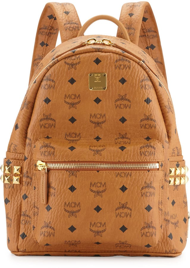 MCM Studded Small Backpack ($660)