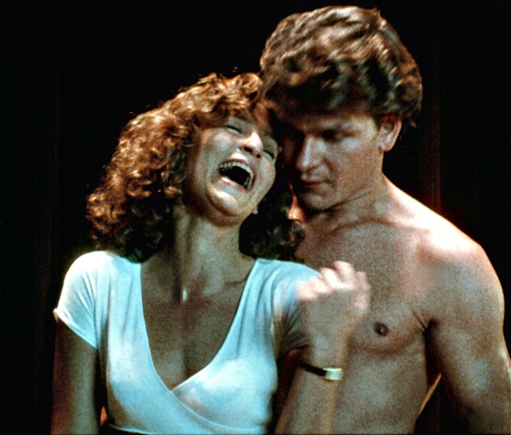 Patrick Swayze, Dirty Dancing