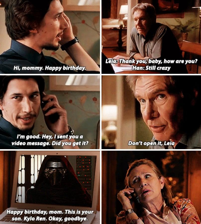 Han and Ben Solo Adventures Tumblr