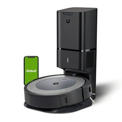 iRobot Roomba i3+ Wi-Fi Connected Robot Vacuum