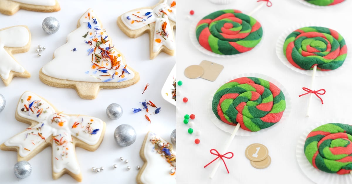 All the Christmas Cookie Recipes You Could Possibly Want For the Holidays
