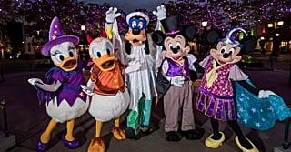 Listen Up, Ghosts and Ghouls — We've Got MAJOR Disneyland Halloween News!