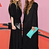 Ashley and Mary-Kate Olsen at the 2019 CFDA Awards