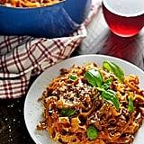 One-Pot Pasta Bolognese