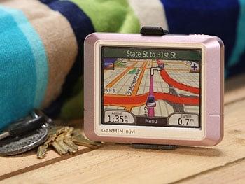 Garmin Nuvi 250 GPS Device