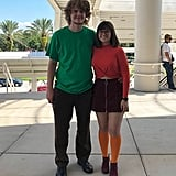 Velma and Shaggy