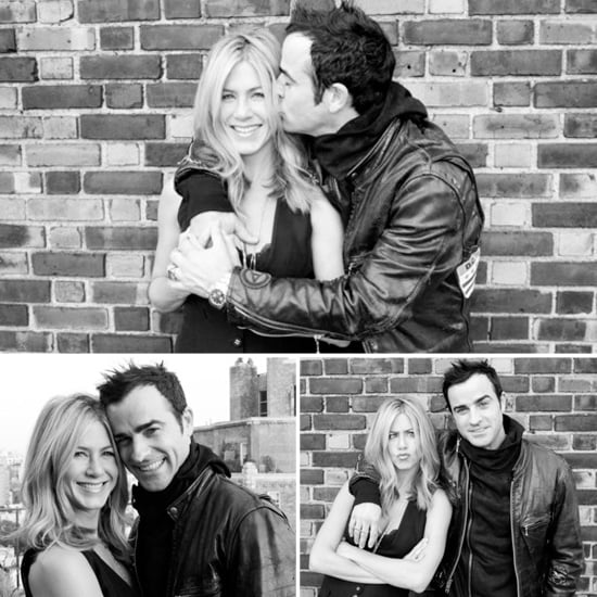 Jennifer Aniston and Justin Theroux Cuddle Up in New Terry Richardson Photos!