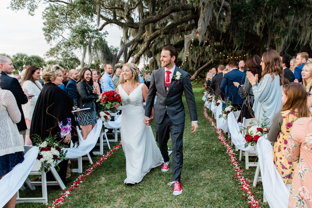 "This Spider-Man-Themed Wedding Is ""Marvel-ous"""