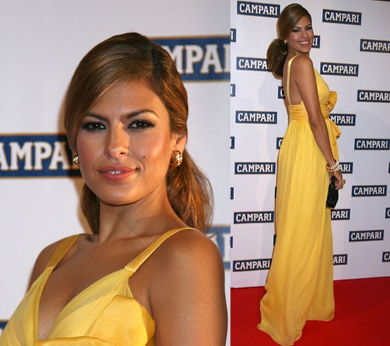 Eva Mendes Is a Calendar Girl