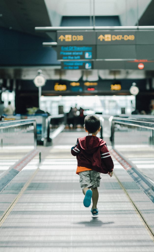 The 1 Thing You Need to Know About Flying With a Small Child