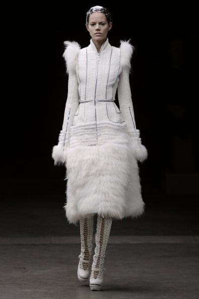 Fall 2011 Paris Fashion Week: Alexander McQueen