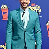 Zachary Levi at the 2019 MTV Movie and TV Awards