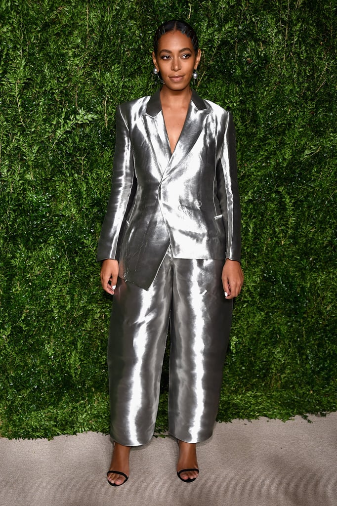 Solange Knowles at the 2016 CFDA Awards