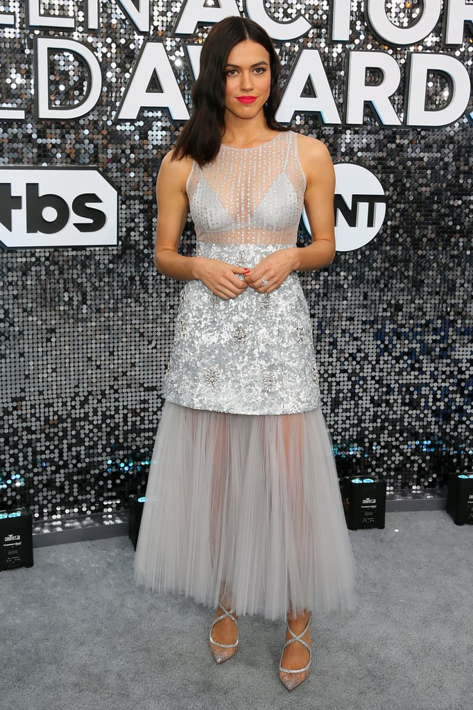 Nina Kiri at the 2020 SAG Awards