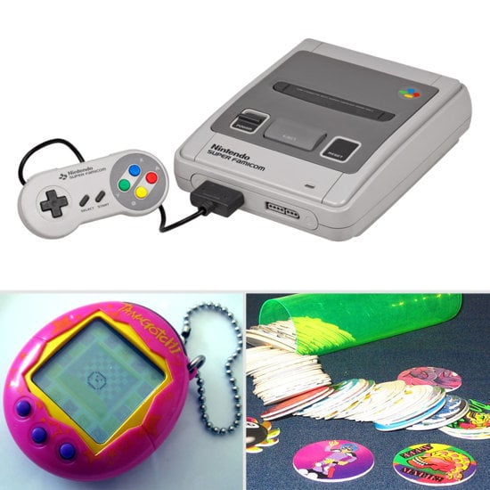 Geeky Toys From the '90s