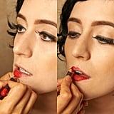 Step 13: Lip Liner