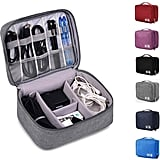 Electronic Organizer Travel Universal Waterproof Carrying Case