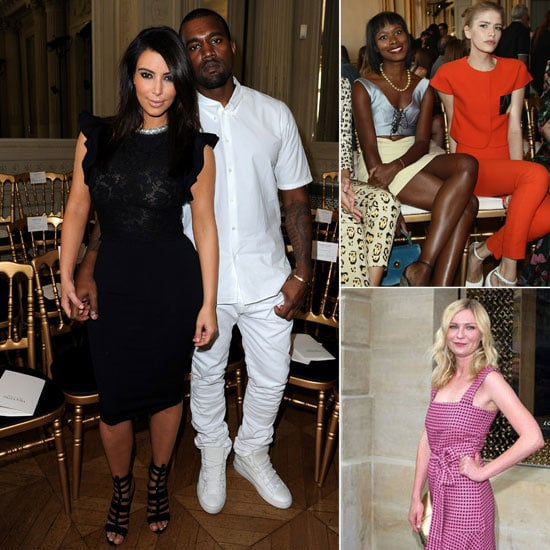 Snoop the Front Row Celebrity Style from Paris Haute Couture Fashion Week