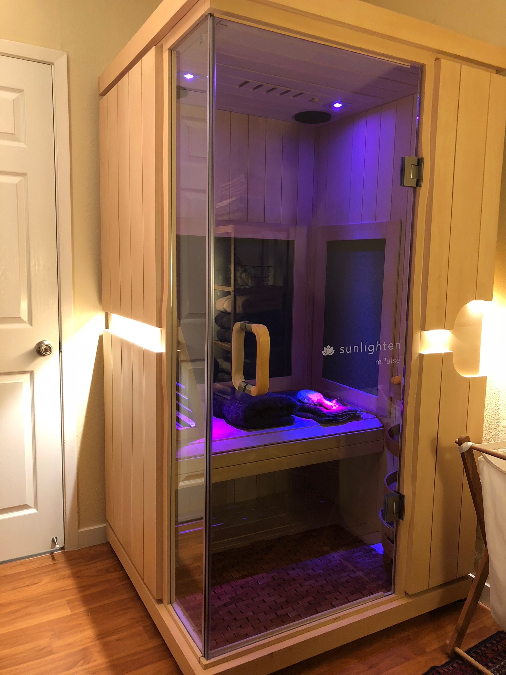 Benefits Of Infrared Sauna Popsugar Fitness
