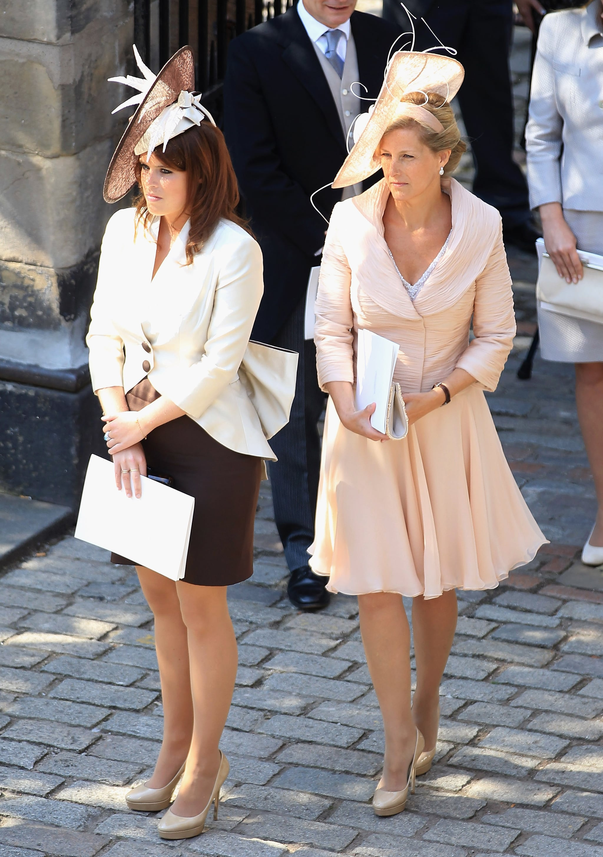 Princess Eugenie and Sophie Countess of Wessex