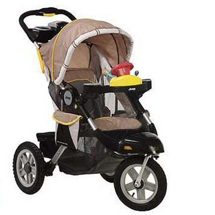 Kolcraft Recalls Jeep Liberty Strollers