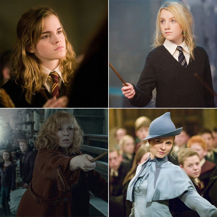 15 of the Most Badass Quotes From Harry Potter Witches