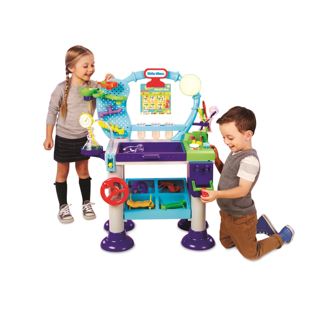 For 4-Year-Olds: Little Tikes STEM Jr. Wonder Lab Toy with Experiments for Kids