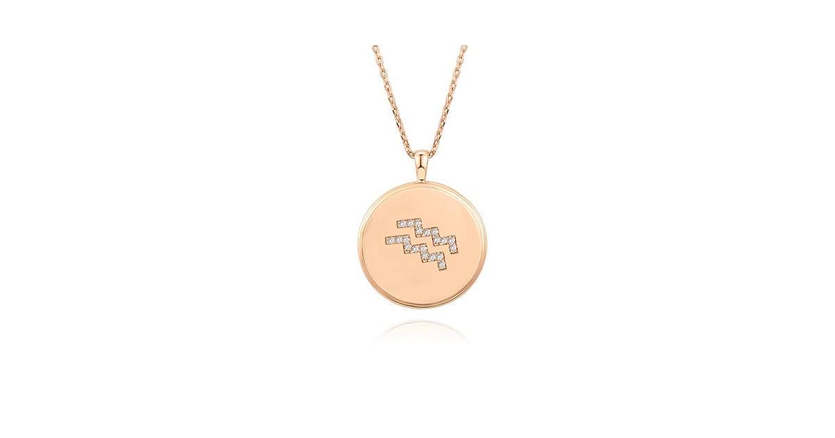 Pavoi Astrology Constellation Horoscope Necklace Best