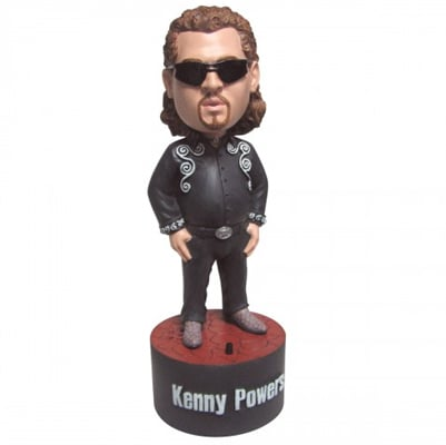 Eastbound and Down Western Kenny Powers Talking Bobblehead ($20)