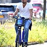 """Just Riding My Bike"" Leo"