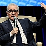 Martin Scorsese spoke about Jeffrey Katzenberg at CinemaCon in Las Vegas.
