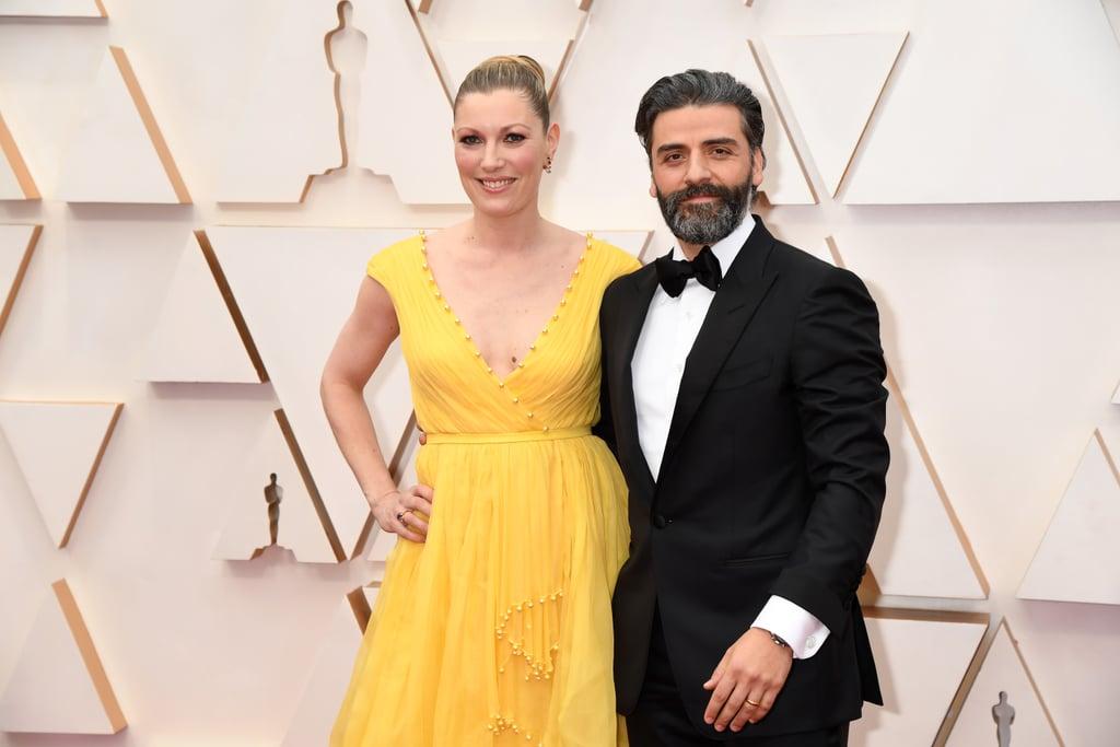 Photos of Oscar Isaac and His Wife, Elvira Lind