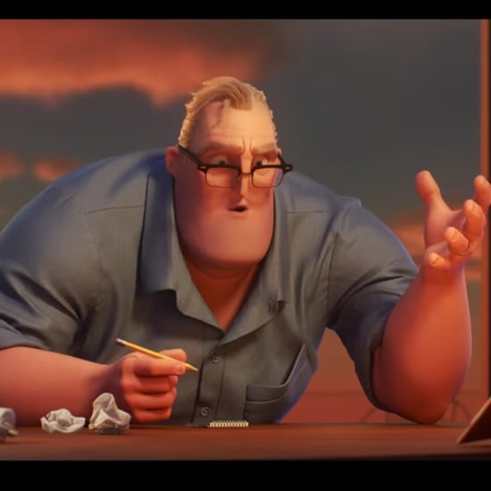 The Incredibles 2 Mentions Common Core Math