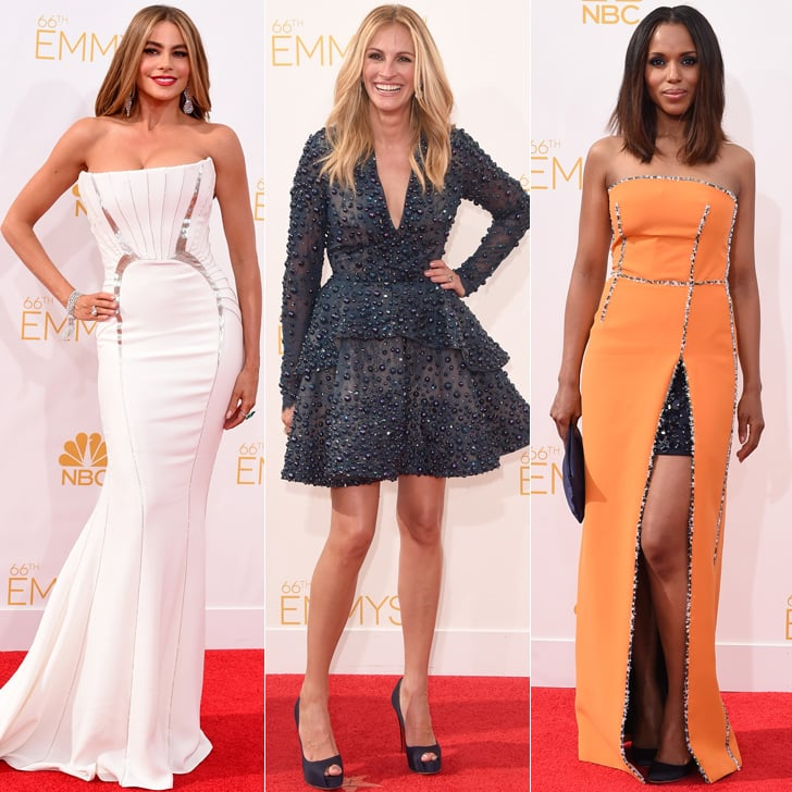 See Every Dress to Hit the Emmy Awards Red Carpet