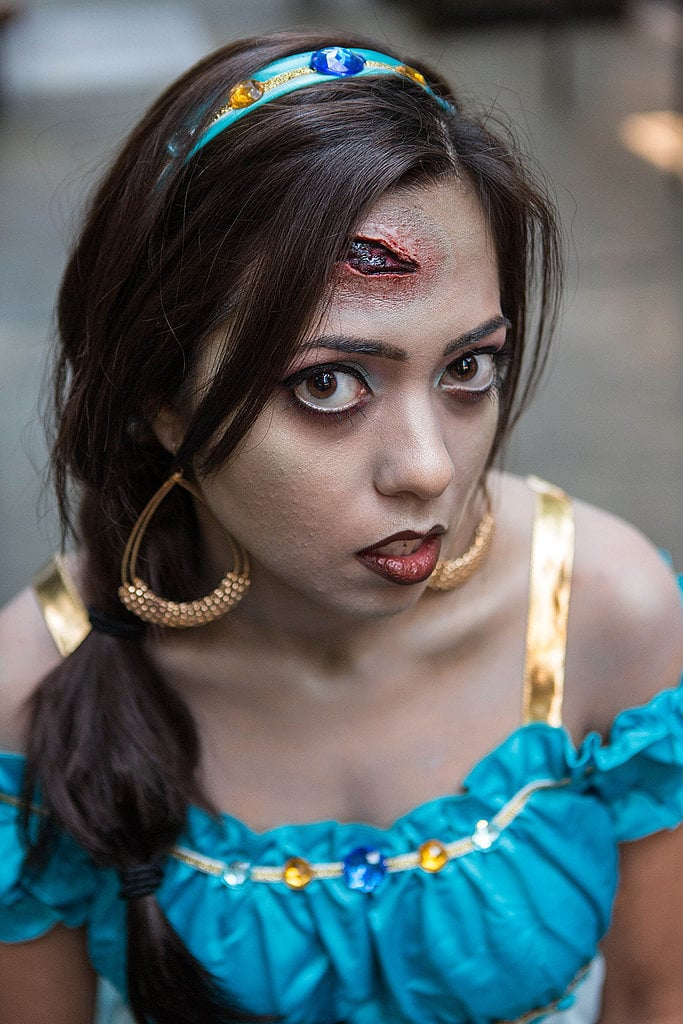 Zombie Princess Jasmine