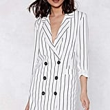 Nasty Gal Trail Blazer Striped Dress