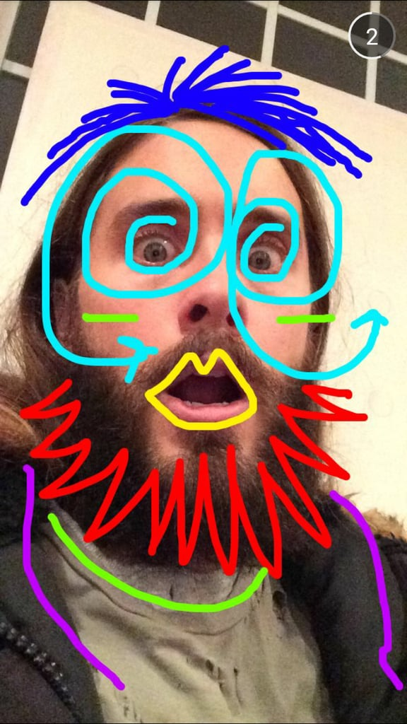 Jared Leto on Snapchat: jaredleto