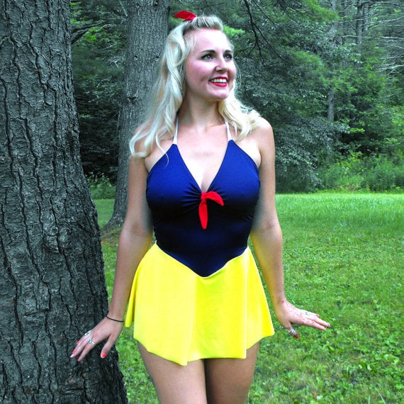 Snow White Bathing Suit 70 Disney Swimsuits For