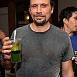 Jeremy Sisto enjoyed the BELLA Juice Bar after a SoulCycle class at Sundance.