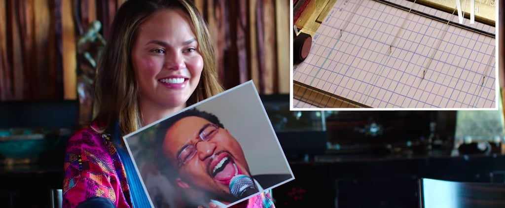 Chrissy Teigen and John Legend Lie Detector Test Video