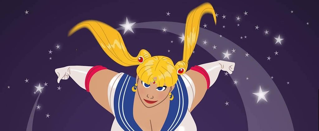Our Favorite Geeky Characters Got a Curvy Makeover, and They're Pretty Darn Epic