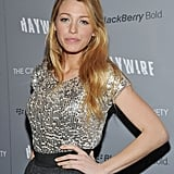 Blake Lively at the NYC premiere of Haywire.