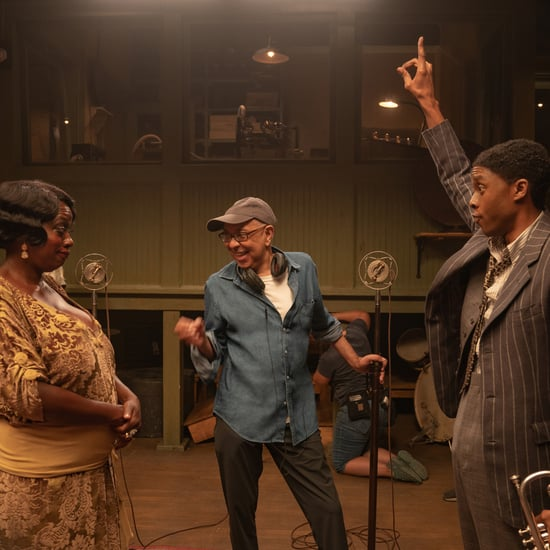 Viola Davis on Working With Chadwick Boseman on Ma Rainey