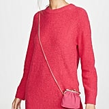 Boutique Moschino Coin-Purse Sweater Dress