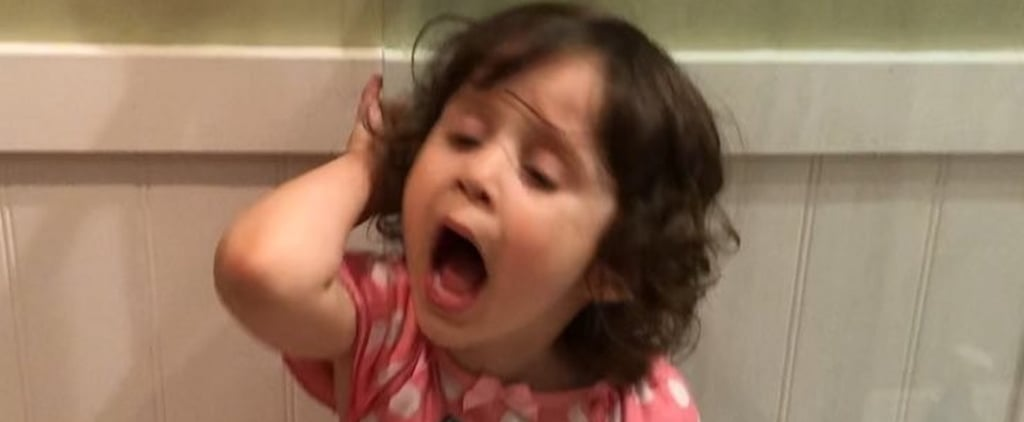 "Viral Video of Little Girl Singing TLC's ""No Scrubs"""
