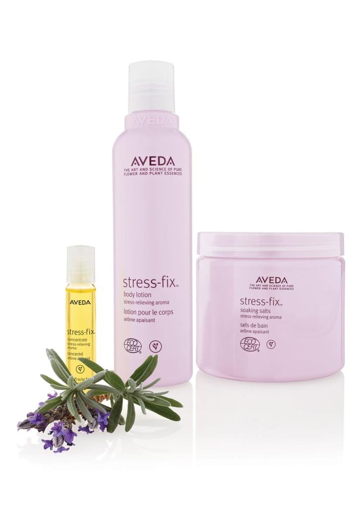 Aveda Stress Fix Spa Experience