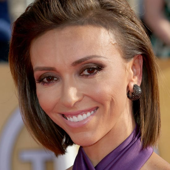 Giuliana Rancic Live on the 2014 SAG Awards Red Carpet