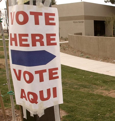 Government Sued by Latinos Over Citizenship/Voting Delays